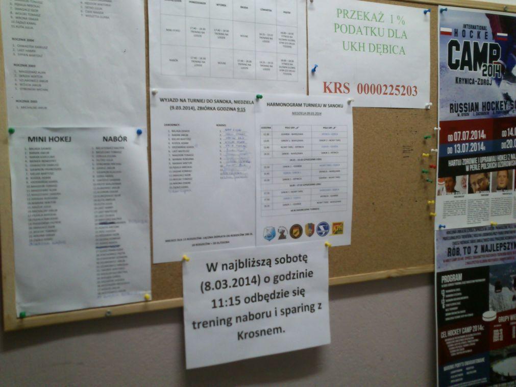 Przekierowano Cię z artykułu: Lodowisko zamknięte - Pingwinki trenują nadal :)
